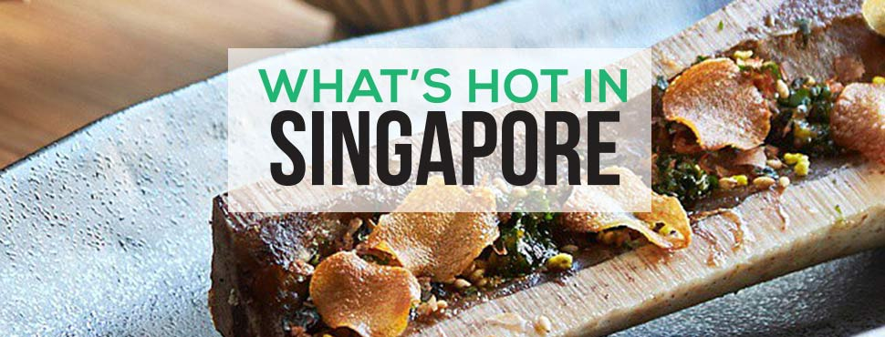 Izakayas we love (As seen in What's Hot in Singapore Volume 2)