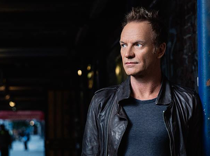 STING 57th & 9th Tour, 28 May 2017
