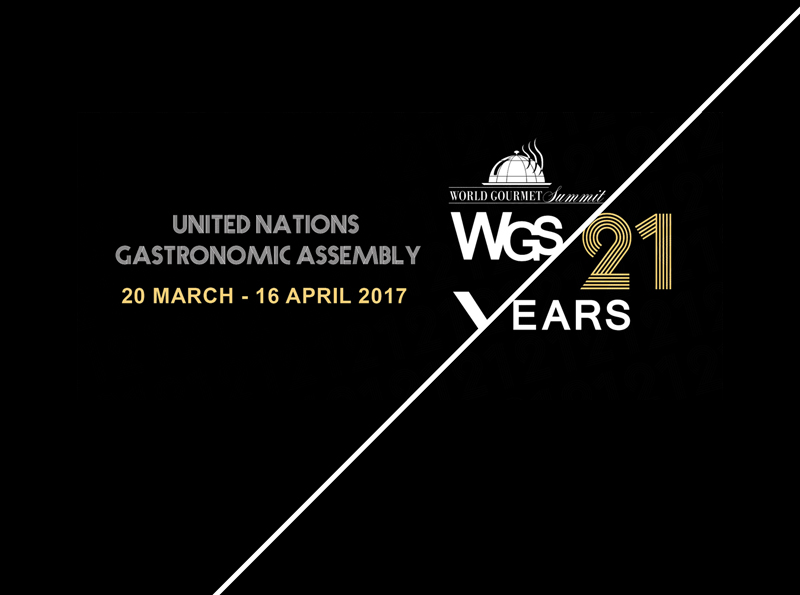 World Gourmet Summit, 20 March - 16 April
