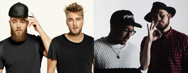 We Asked....Showtek & G.T.A