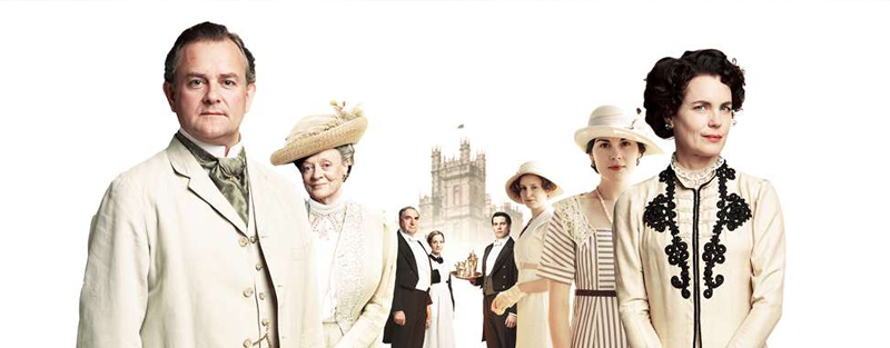 Downtown Abbey, now through 31 July 2017