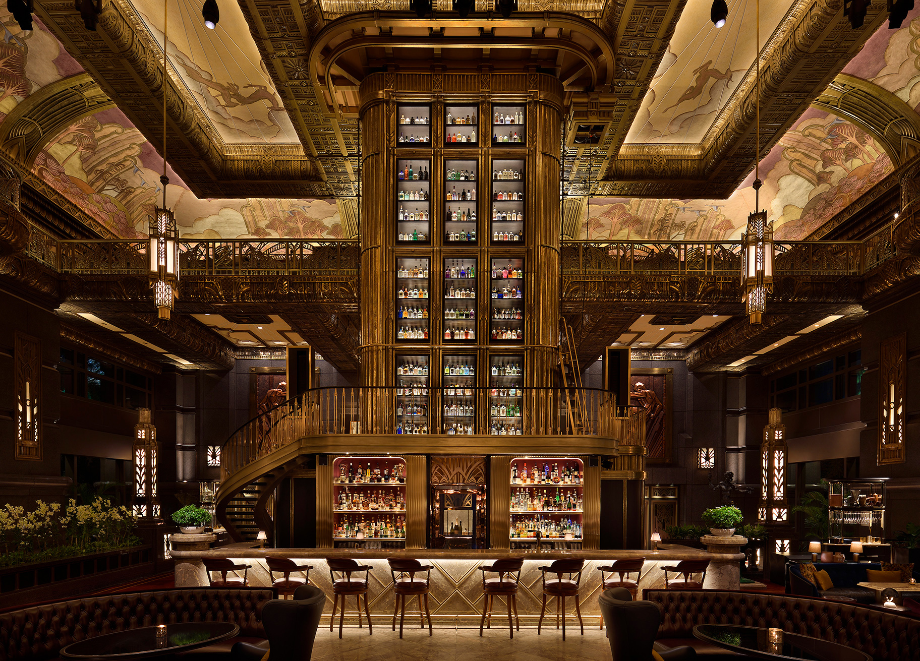 Atlas - Grand Lobby & Bar