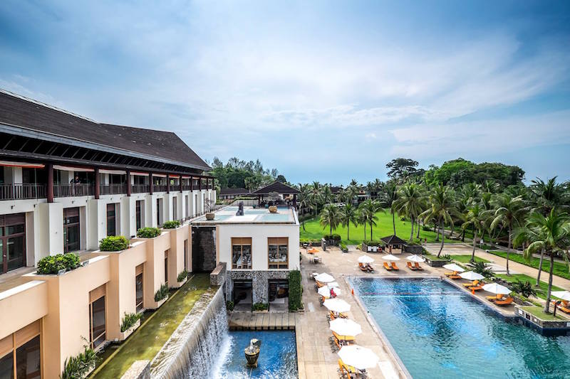 Party on: sun, sand, and free-flow at Club Med Bintan