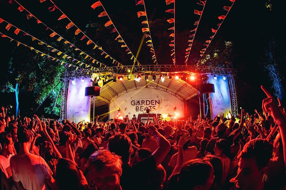 10 things not to miss at Garden Beats