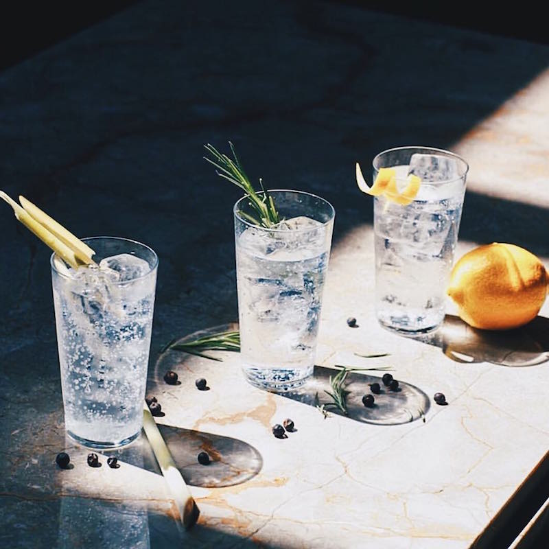 Gin tasting and cocktail masterclass at EC Proof Flat, 19 April