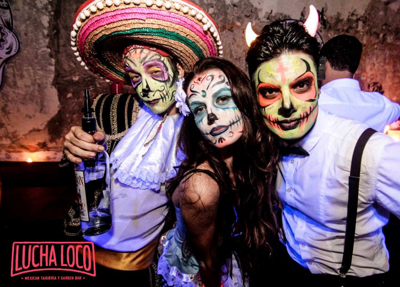 Get Your Freak on at These Spectacularly Spooky Halloween Parties