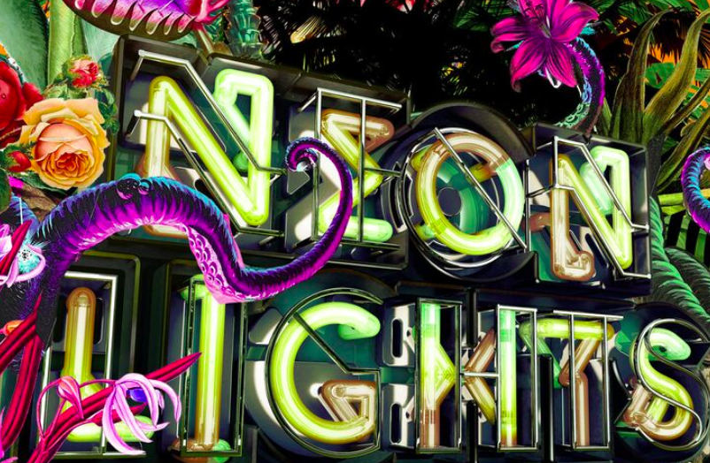 Neon Lights 2018 is back and better than ever!