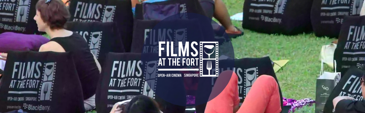 3 August - 19 August, Films at the Fort 2018