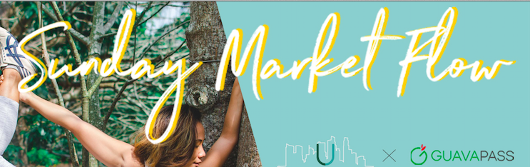 Sunday Market Flow (Yoga & Sunday Market)