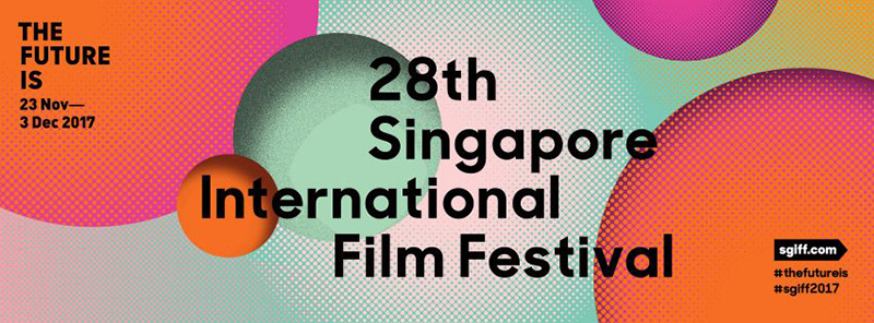 23 Nov - 3 Dec, Singapore International Film Festival