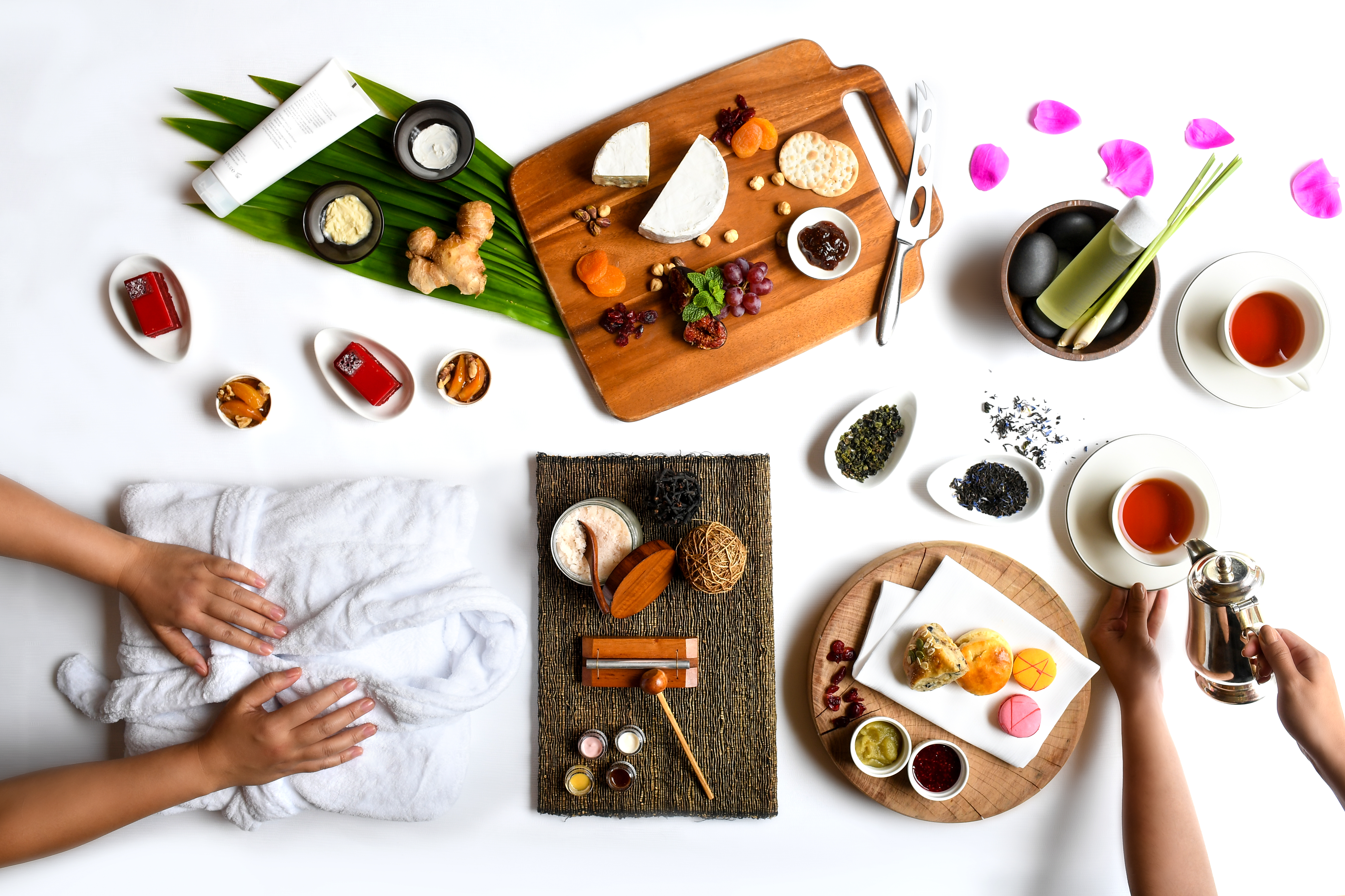THE SCOOP: Indulge in the ultimate spa afternoon at Grand Hyatt