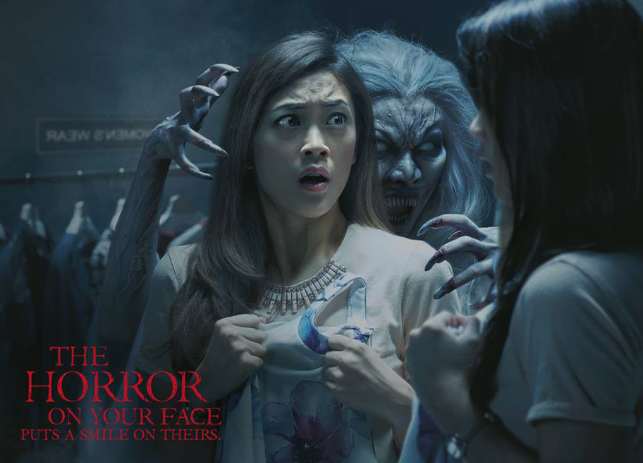 Halloween Horror Nights, 29 Sept - 29 Oct