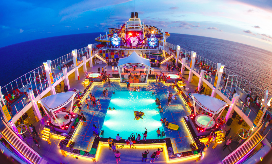 THE SCOOP: We've giving away 4 cabins on It's the Ship! Enter to win!