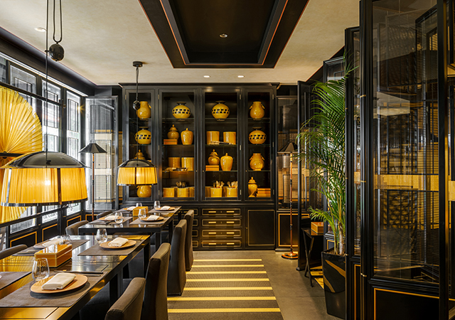 Sustainable Modern Chinese Food in a Beautiful Setting at Six Senses Duxton