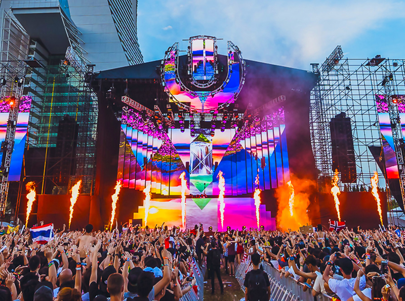 The Official Survival Guide To Ultra Singapore 2017