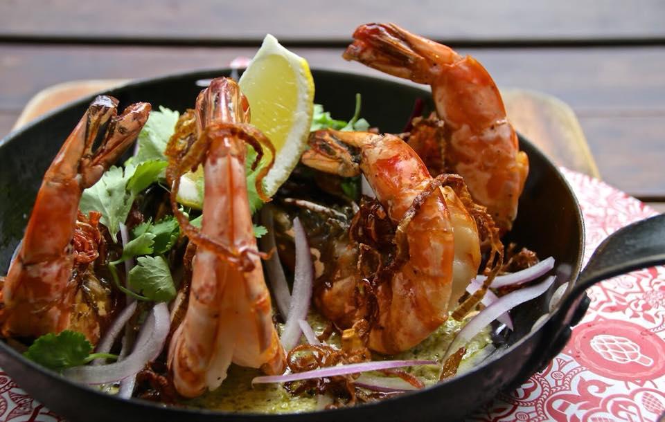 Artichoke Singapore Restaurant