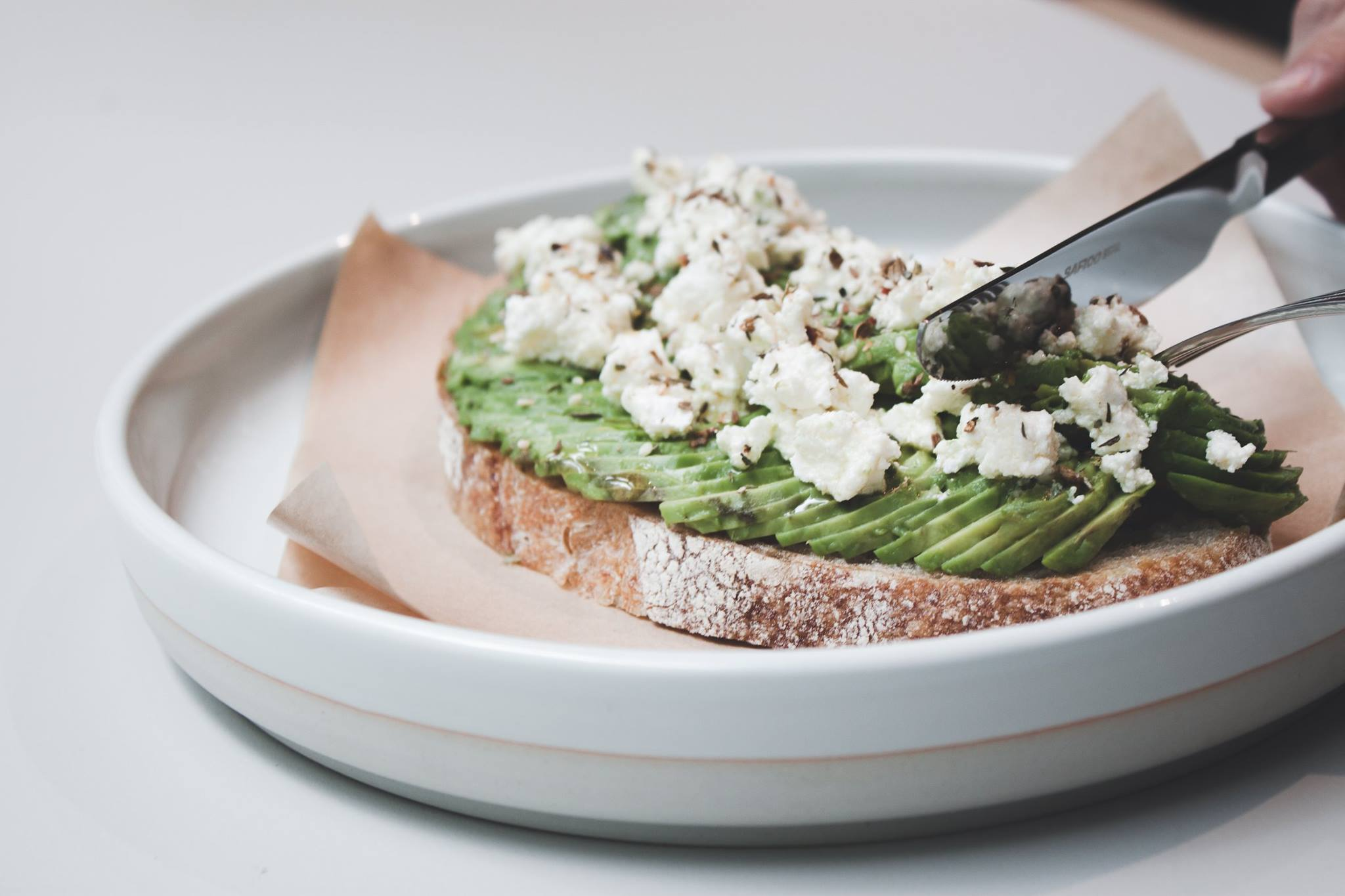 best avocado toast in singapore