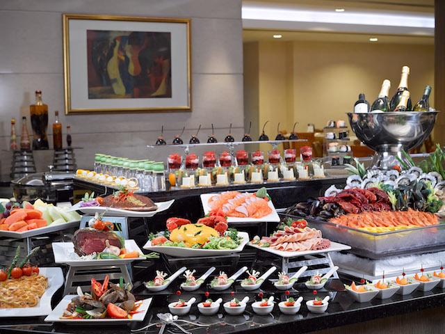 best hotel buffets singapore