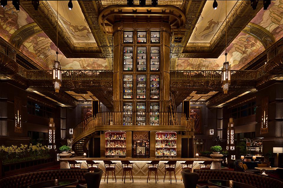 Atlas Cocktail bars singapore
