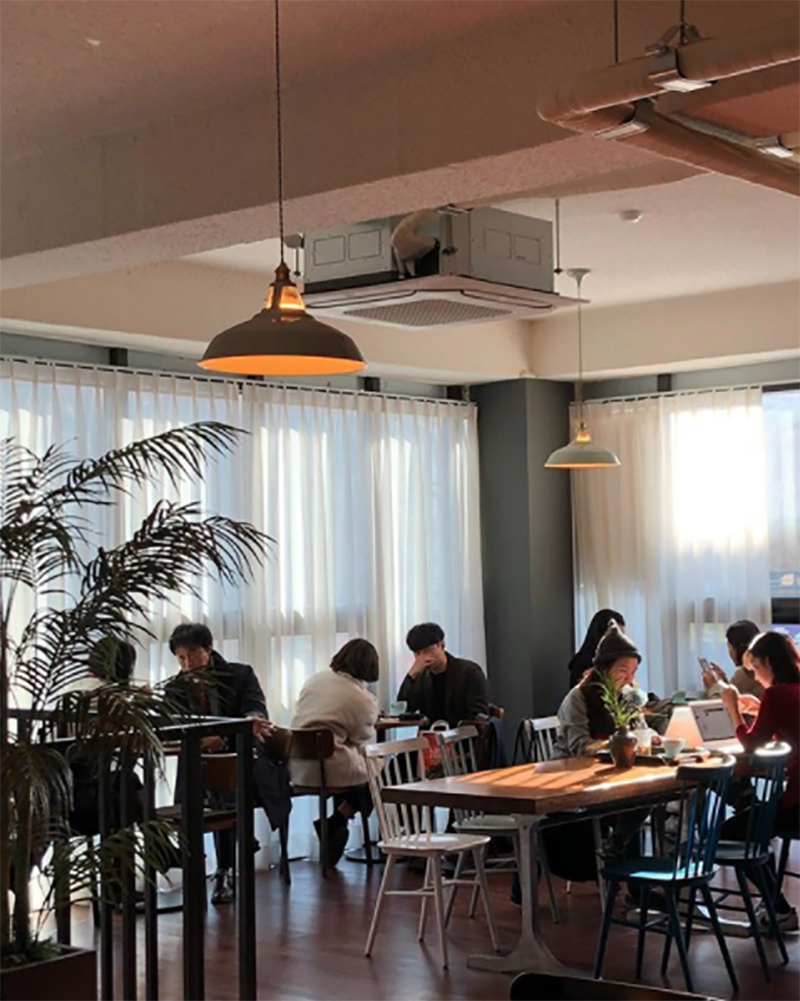 Tailor Coffee Coffee cafe in Seoul