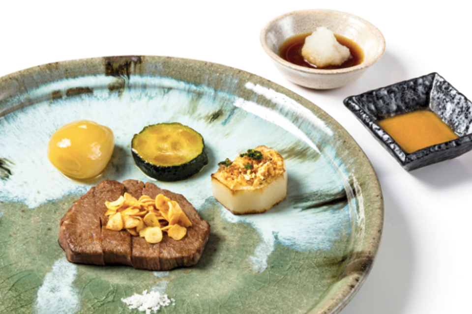 Teppan by Chef Yonemura, Singapore