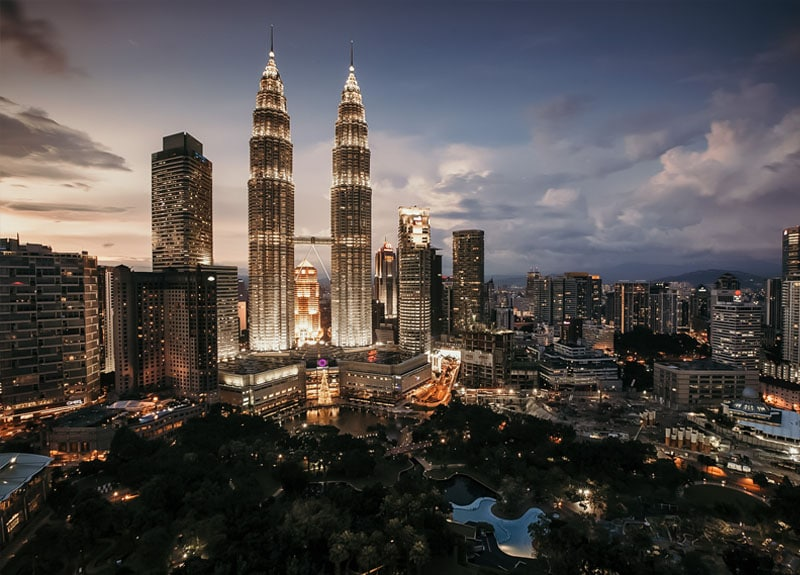 Kuala Lumpur Weekend destination in Singapore