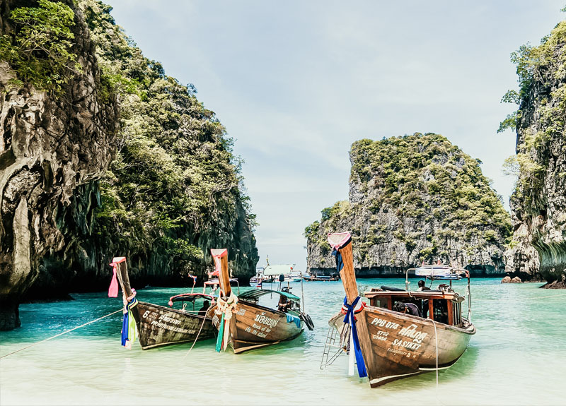 weekend holiday idea Phuket
