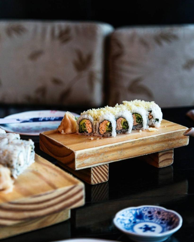Best Japanese brunch:Kinki