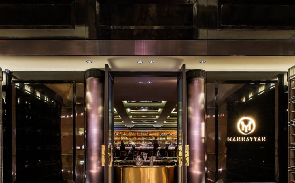 Best Cocktail Brunch:Manhattan