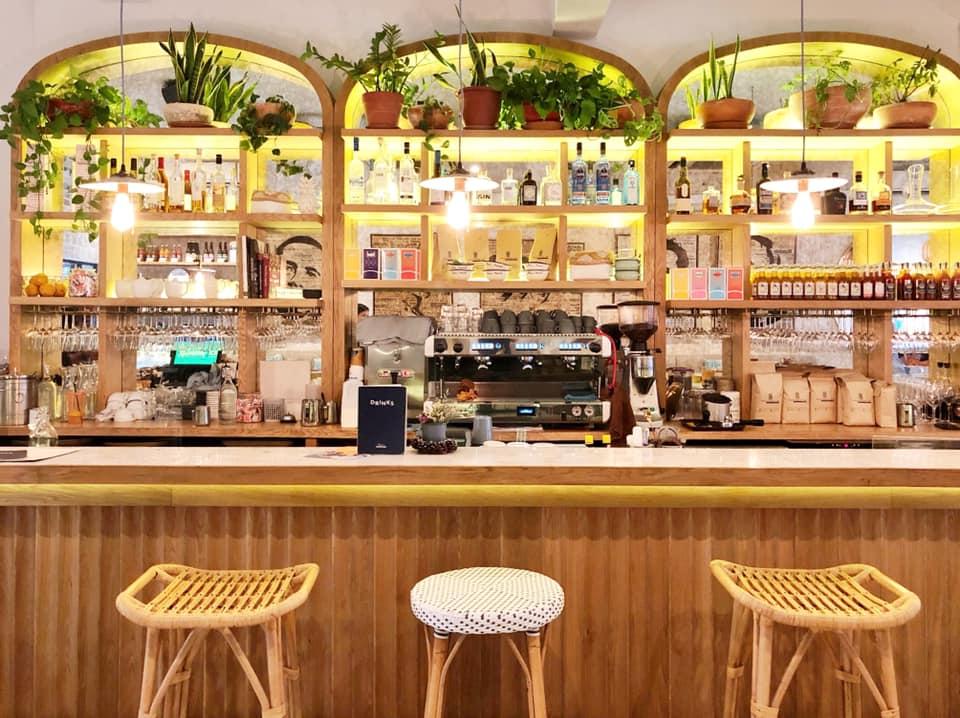 Merci Marcel Best Cafe in Singapore