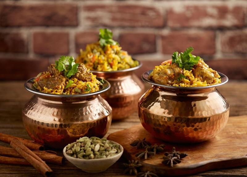 Crab Curry at Tandoor