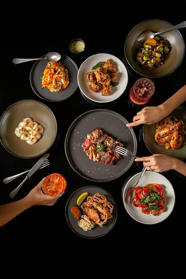 JAM at Siri House Restaurant Singapore