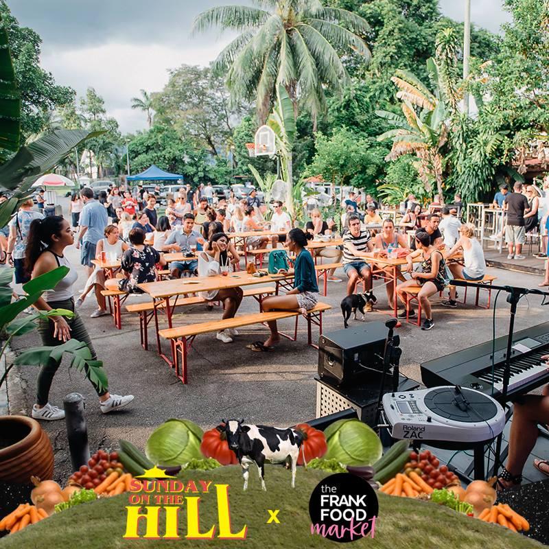 Frank Food Market Singapore