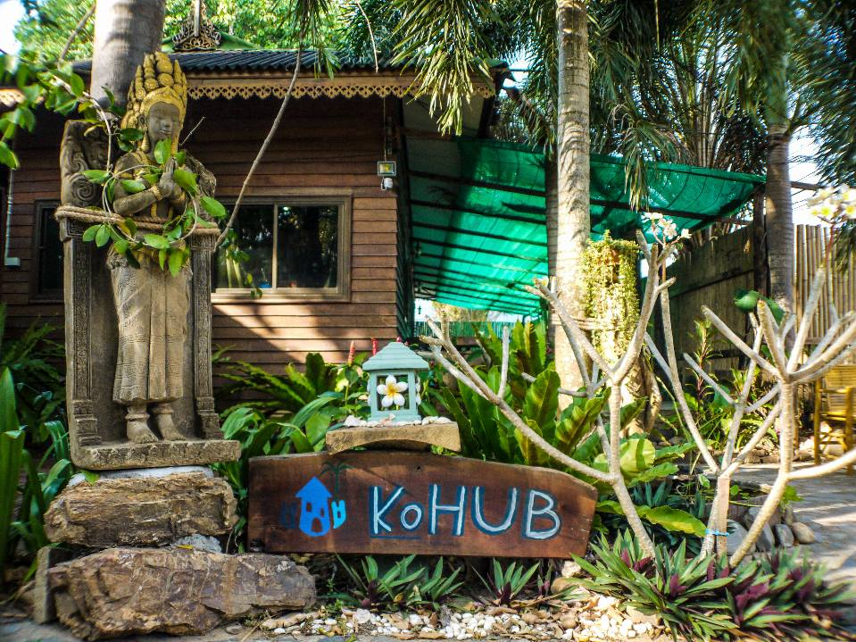 KoHub, Co-living Space Thailand