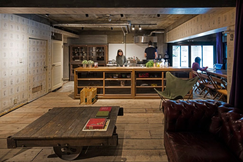 Roam, Tokyo & Bali Co living Space