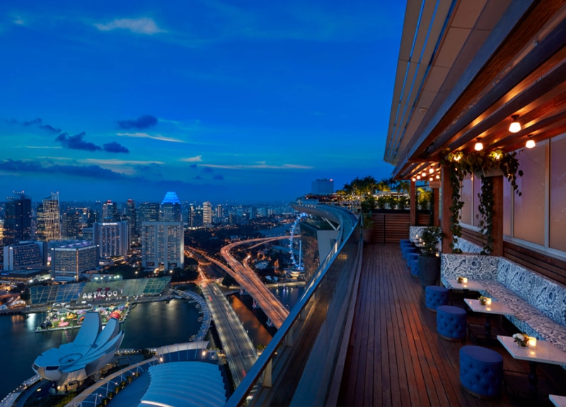 Marina Bay Sands Place to Visit in Singapore