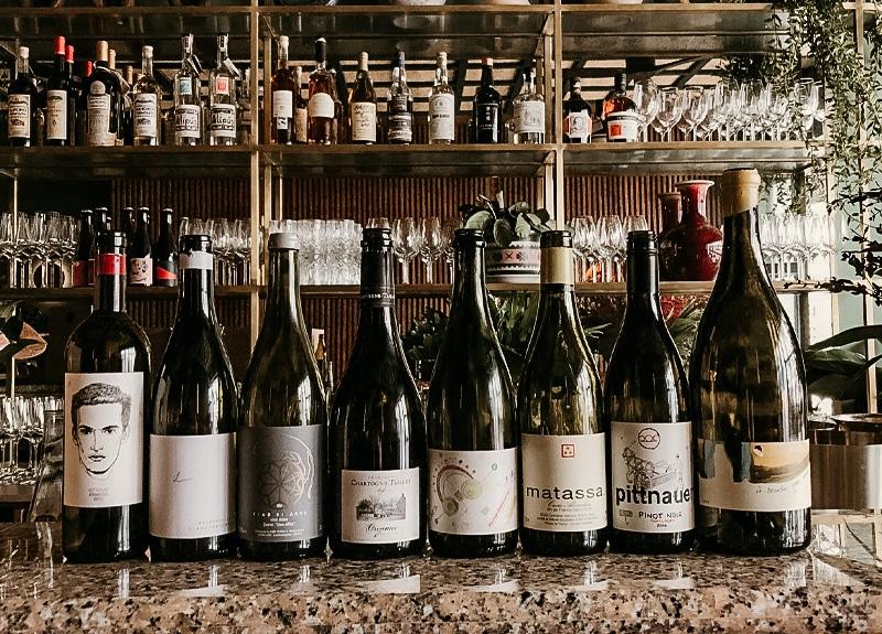 Le Bon Funk Organic Wine