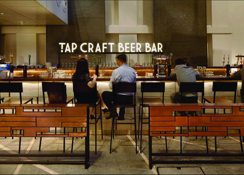 SG Taps Beer Bar Singapore