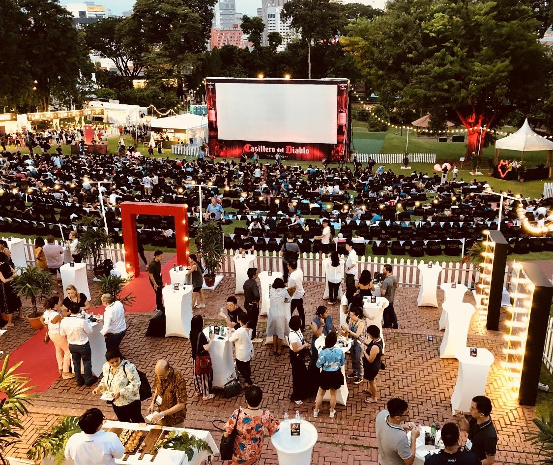 movie under the start singapore